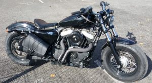 Sacoches Myleatherbikes Harley Sportster Forty Eight (44)
